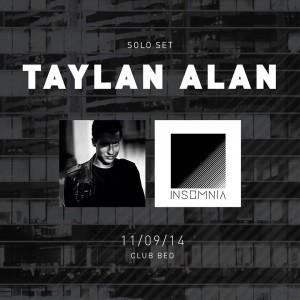 Taylan @ BED